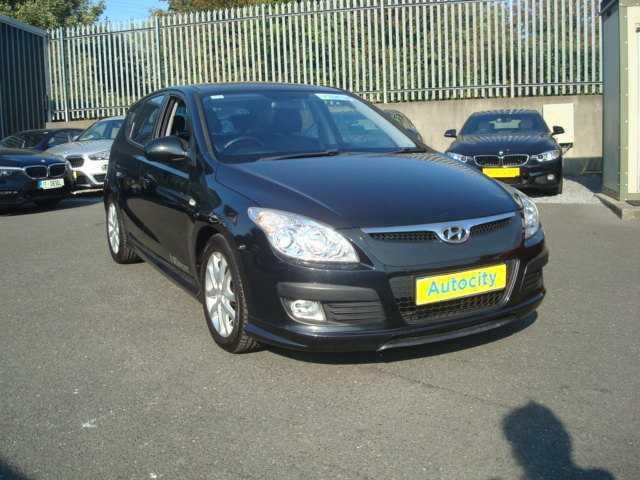 2011 Hyundai i30 iSport 1.6 CRDi 90hp  Eco NCT&TAX 06/21