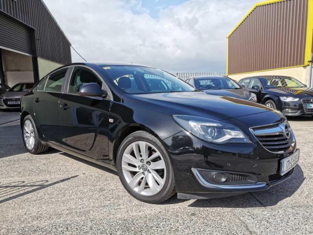 2017 Opel Insignia 1.6 Diesel