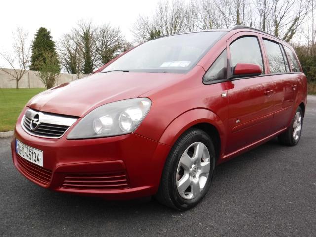 2006 Opel Zafira 1.6 Petrol