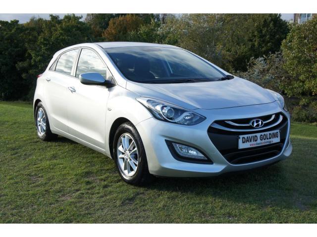 2014 Hyundai i30 1.6 Diesel