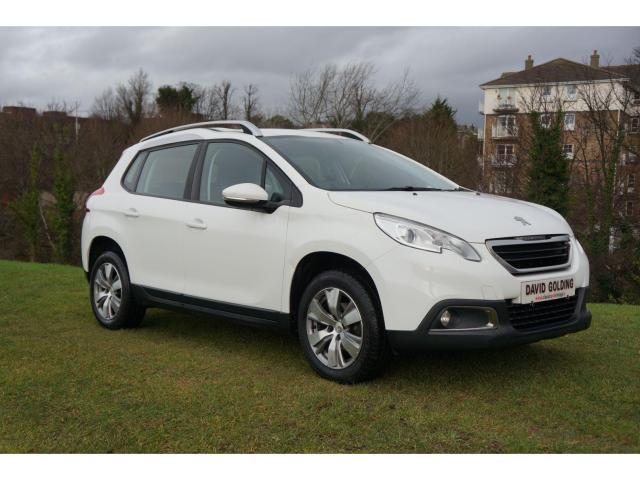 2015 Peugeot 2008 1.2 Petrol