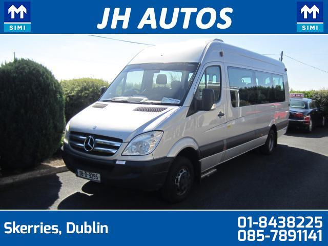 2008 Mercedes-Benz Sprinter 515 MINI BUS