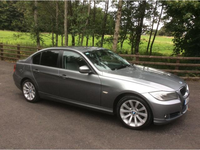 2011 BMW 3 Series 318 E90 D SE 4DR