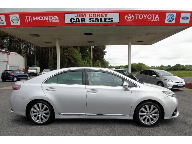 2014 Toyota Camry SAI CAMRY HYBRID