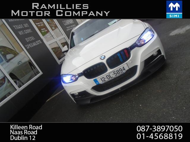 2012 BMW 3 Series - Image 9