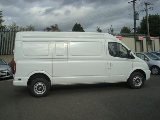 2020 LDV V80 Long wheel Base Medium Roof €17850
