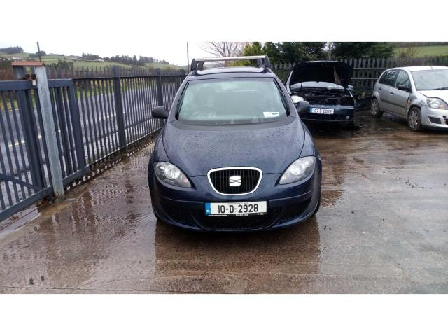 2010 SEAT Altea XL 1.9 TDI R 105 BHP