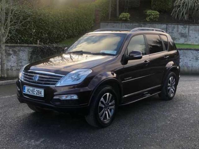 2014 Ssangyong Rexton 2.0 Other
