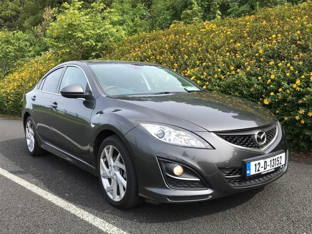 2012 Mazda Mazda6 SOLD
