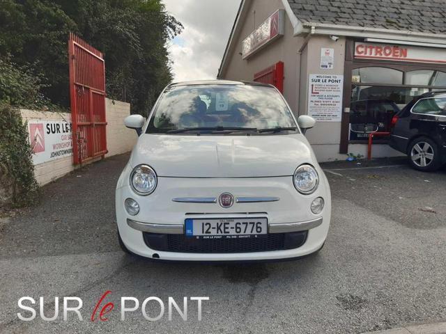 2012 Fiat 500 - Image 11