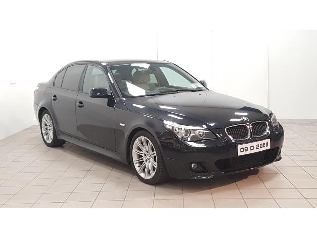 2010 BMW 5 Series 520D M SPORT **SOLD**