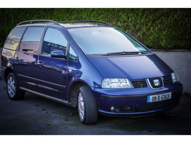 2008 SEAT Alhambra 1.9 TDI 115BHP R