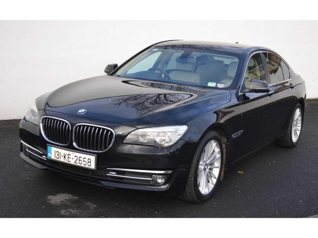2013 BMW 7 Series 730 D F01 SE 4DR Auto