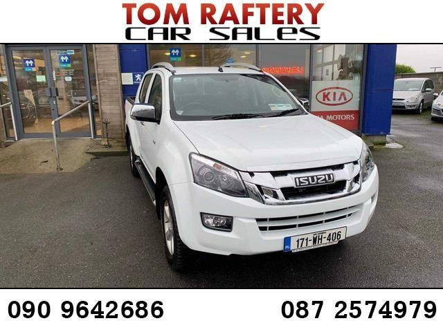 2017 Isuzu D-MAX 2.5 DIESEL *VAT INVOICE AVAILABLE*