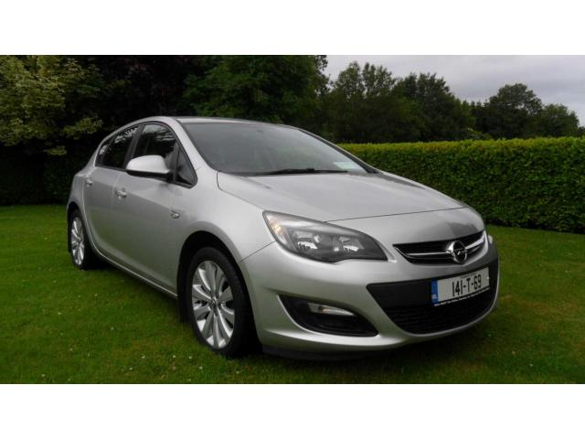 2014 Opel Astra SC 1.3cdti 95PS 5DR