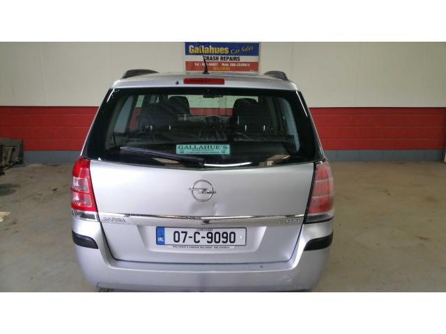 2007 Opel Zafira - Image 6