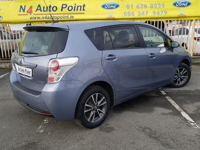 N4 Autopoint 2014 Toyota Verso
