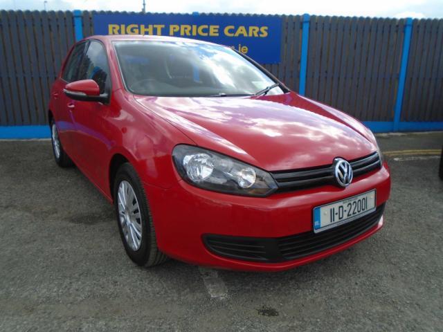 2011 Volkswagen Golf 1.6 Diesel