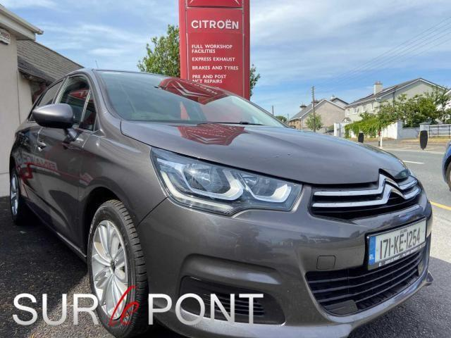 2017 Citroen C4 Puretech 110 Feel