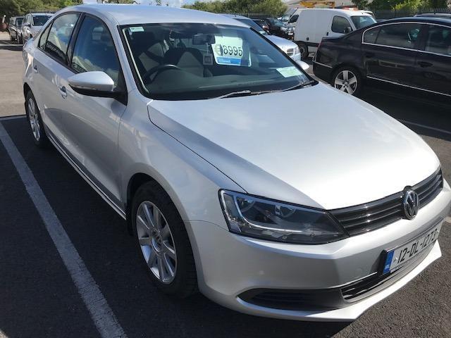 2012 Volkswagen Jetta 1.6 Diesel