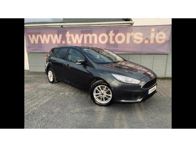 2017 Ford Focus 1.5 TD 95PS 6SPEED 4DR