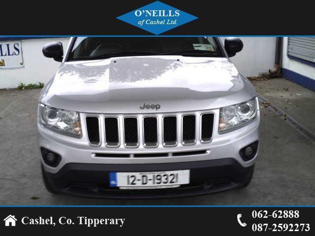 2012 Jeep Compass 2.1 Diesel