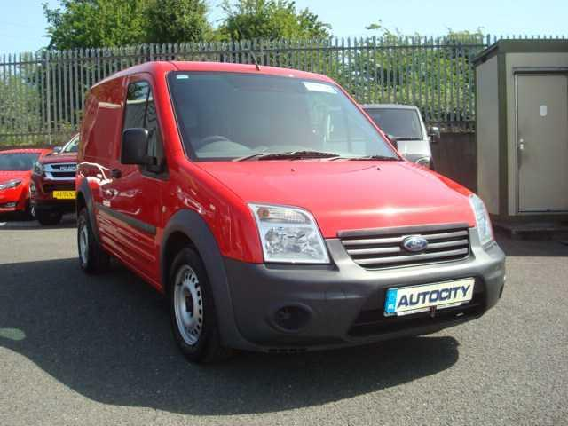 2012 Ford Transit Connect T200 SWB 1.8tdc 75PS L3 3DR