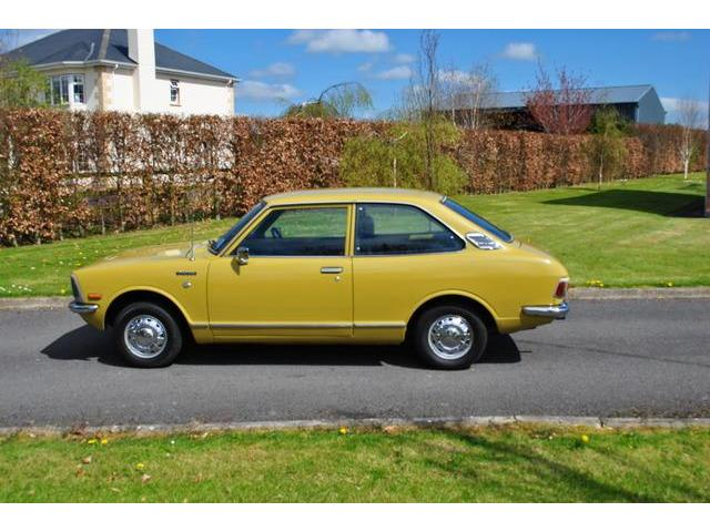 1974 toyota corolla ke20 deluxe sold price poa 1 1 petrol for sale in tipperary on. Black Bedroom Furniture Sets. Home Design Ideas