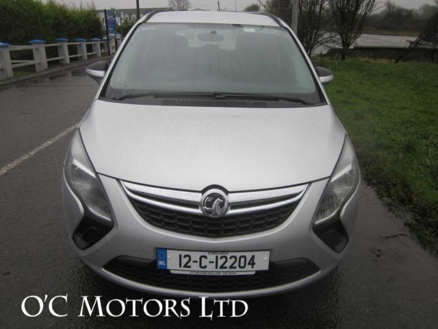 2012 Vauxhall Zafira Tourer - Image 2