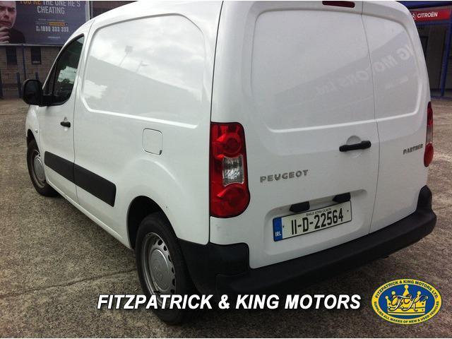 2011 Peugeot Partner - Image 6