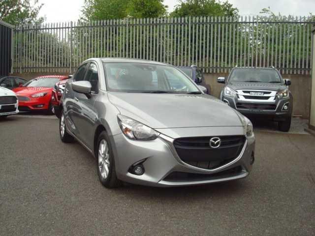 2016 Mazda Mazda2 1.5 SKYACTIVE SE-L SAT NAV 90PS