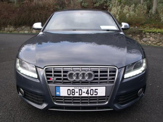 2008 Audi S5 - Image 2