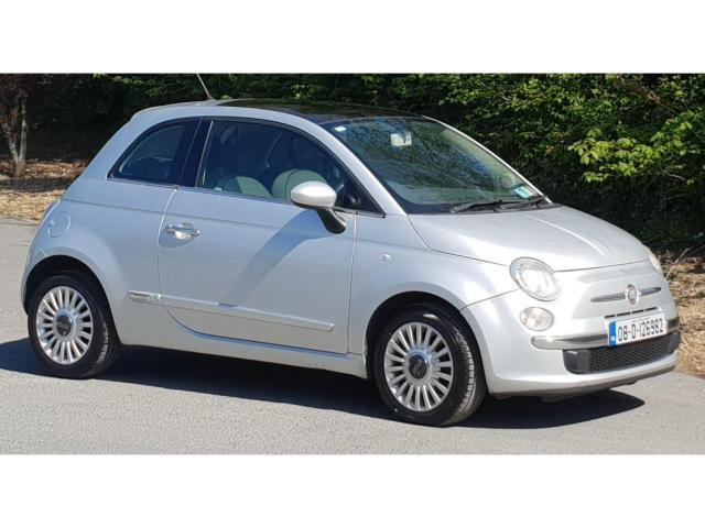 2008 Fiat 500 1.3 DIESEL / LOUNGE / NEW NCT!