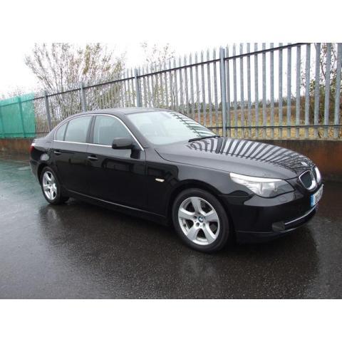 2008 BMW 520 2.0 Diesel