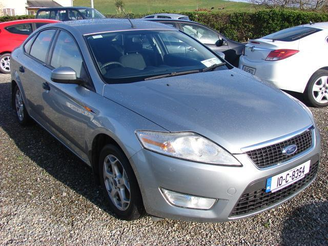 2010 Ford Mondeo 1.8TDCI STYLE 100PS