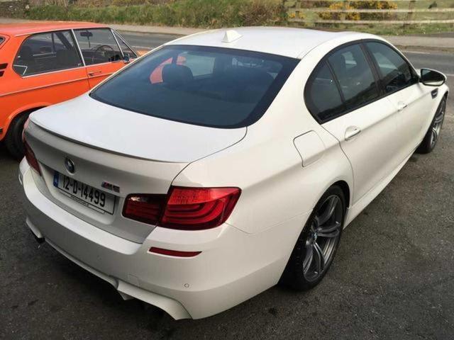 2012 BMW M5 - Image 7