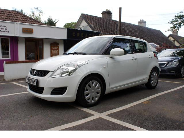 2012 Suzuki Swift 1.2 Petrol