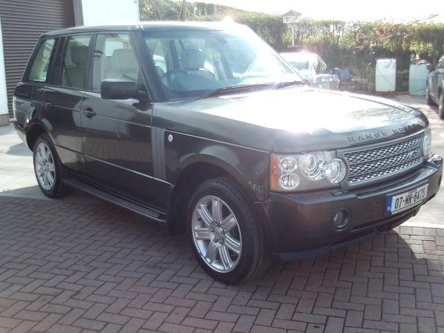 2007 Land Rover Range Rover 3.6 Diesel