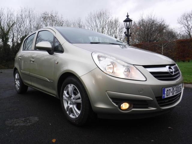 2007 Opel Corsa 1.2 Petrol