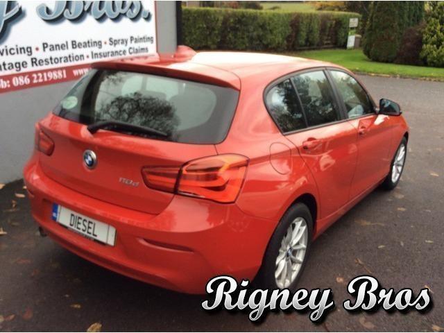 2016 BMW 1 Series - Image 5