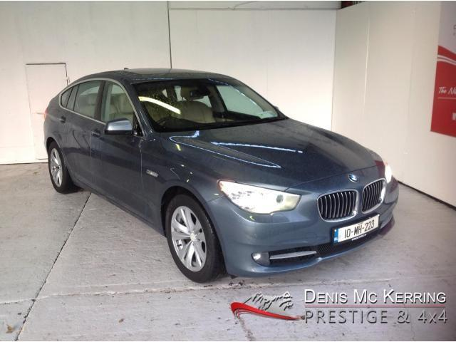 2010 BMW 5 Series 530D GT (one owner)