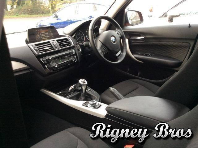 2016 BMW 1 Series - Image 11