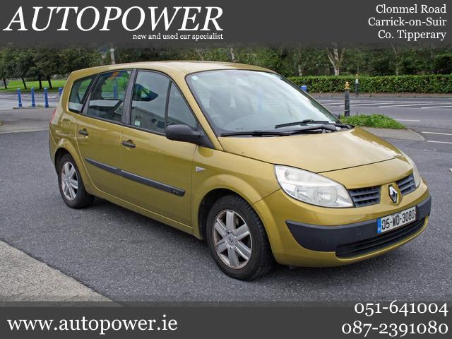 2005 Renault Grand Scenic 1.5 Diesel