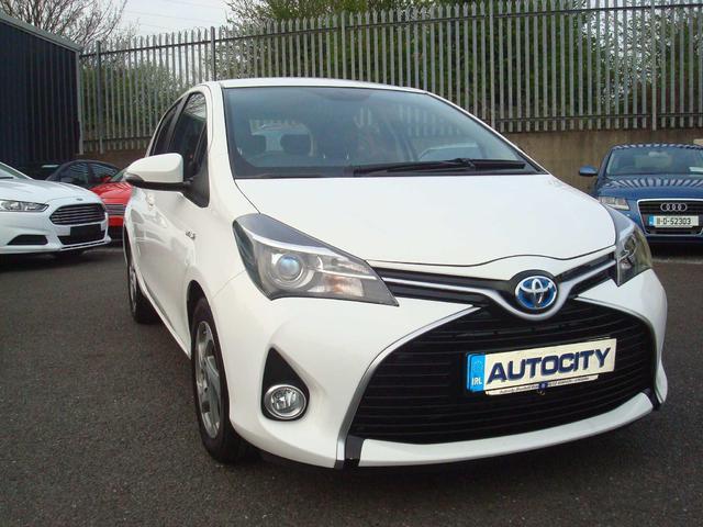 2015 Toyota Yaris 1.5 VVT-I HYBRID ICON