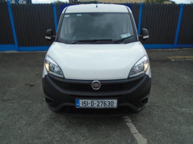 2015 Fiat Doblo 1.2 Diesel