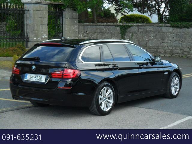 2011 BMW 5 Series - Image 3