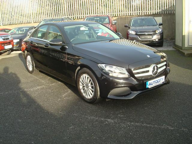 2016 Mercedes-Benz C Class 220D SE EXECUTIVE
