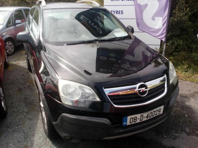 2008 Opel Antara 2.0 CDTI ELEGANCE