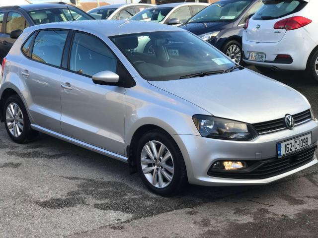 2016 Volkswagen Polo 1.0 Petrol
