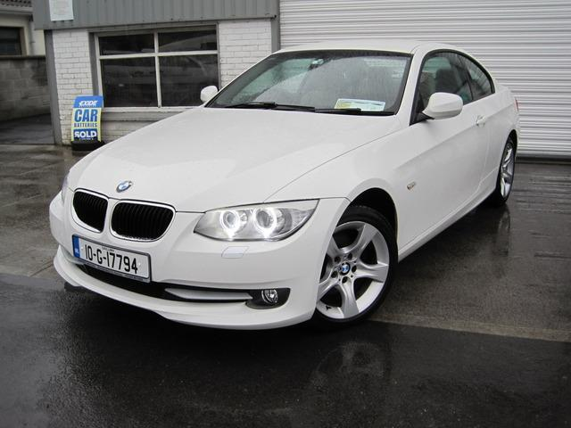 2010 BMW 3 Series 320 D E92 SE 2DR